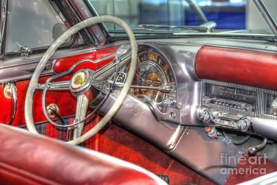 0671 Chrysler Classic Poster by Steve Sturgill