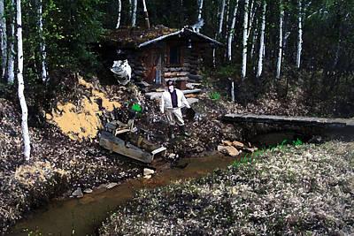 090814 Alaskan Gold Miner Poster