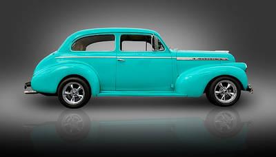 1940 Chevrolet Special Deluxe Sedan Poster