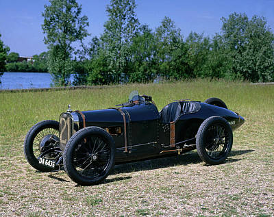 1922 Sunbeam Strasbourg 2.0 Litre Grand Poster by Panoramic Images