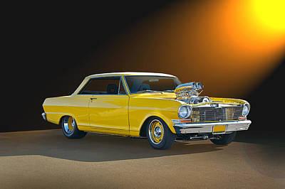 1965 Chevrolet Nova Poster