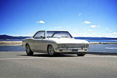 1965 Corvair 'corsa Turbo' Poster