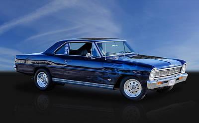 1966 Chevrolet Chevy II Nova Poster