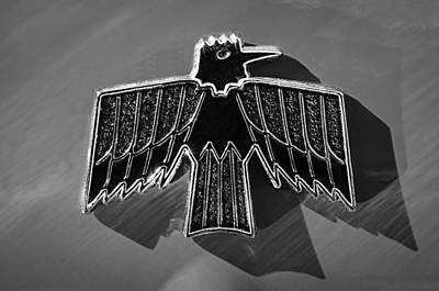 1967 Pontiac Firebird Emblem Poster