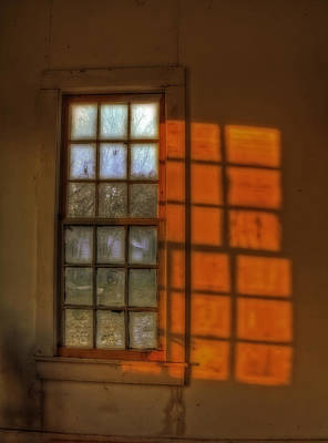 A Window Poster
