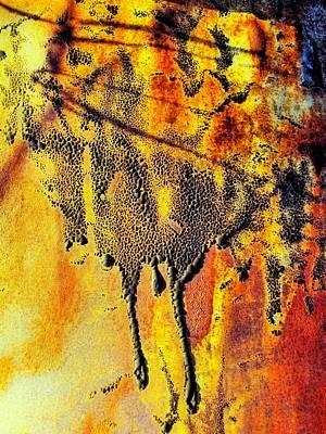 Ablaze Poster by Tom Druin
