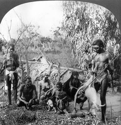 Aboriginal Australians Poster