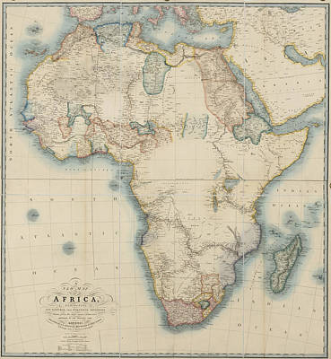 Africa Poster by British Library