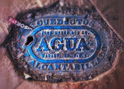 Agua Poster