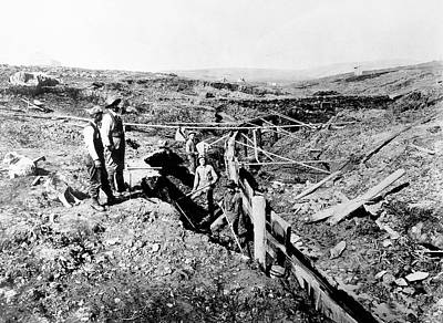 Alaska Gold Miners, C1897 Poster by Granger