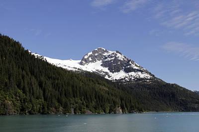 Alaska Sea-landscape Poster