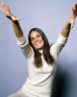 Ali Macgraw In Love Story  Poster by Silver Screen