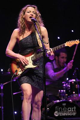Guitarist Ana Popovic Poster by Concert Photos