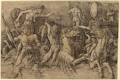 Andrea Mantegna Italian, C. 1431 - 1506 Poster by Quint Lox