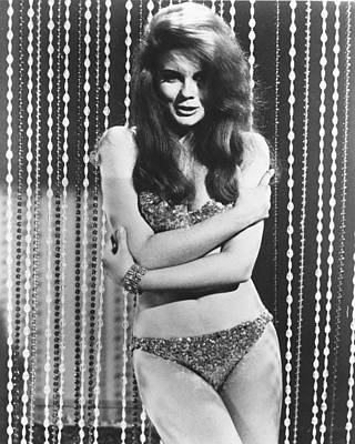 Ann-margret In The Swinger Poster by Silver Screen