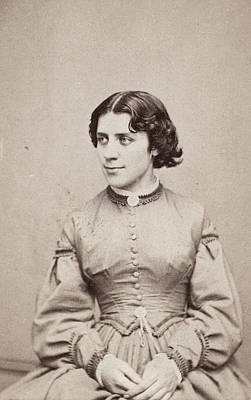 Anna Elizabeth Dickinson (1842-1932) Poster by Granger