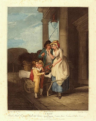 Anthony Cardon After Francis Wheatley, British 1772-1813 Poster by Litz Collection