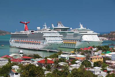 Antigua And Barbuda, Antigua, St Poster
