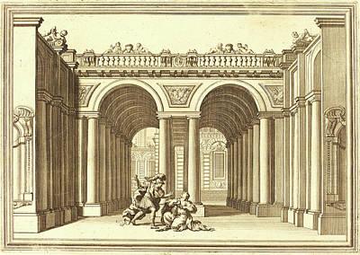 Arnold Von Westerhout, Flemish 1651-1725 Poster