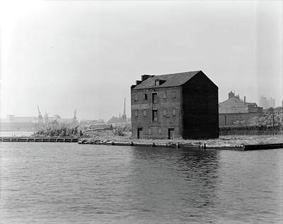 Poster featuring the photograph Baltimore Fell's Point by Granger