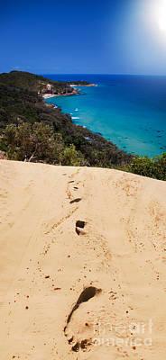 Beach Getaway Retreat Poster by Jorgo Photography - Wall Art Gallery
