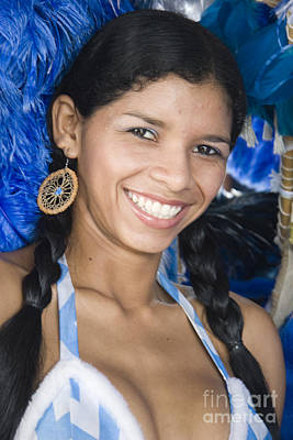 Beautiful Women Of Brazil 12 Poster