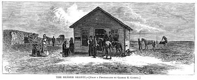 Bender Murders, 1873 Poster