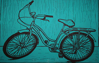Bike 5 Poster by William Cauthern