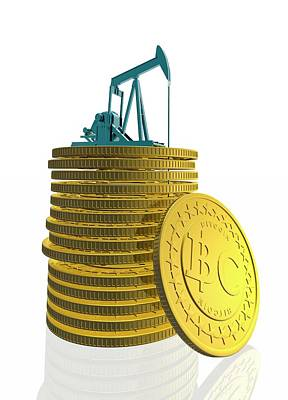 Bitcoins Poster