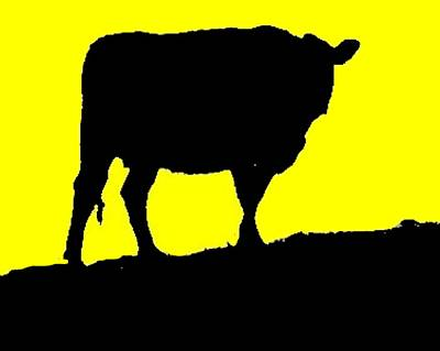 Black Cow 1 Poster