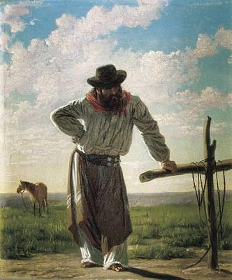 Blanes, Juan Manuel 1830-1901 Poster