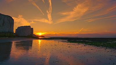 Botany Bay Sunset Poster