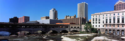 Bridge Across The Genesee River Poster by Panoramic Images