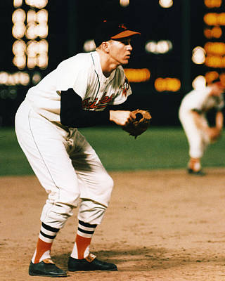 Brooks Robinson Poster by Retro Images Archive