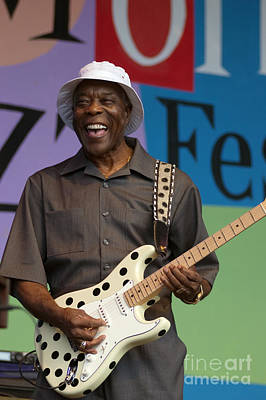 Buddy Guy Smiling Poster