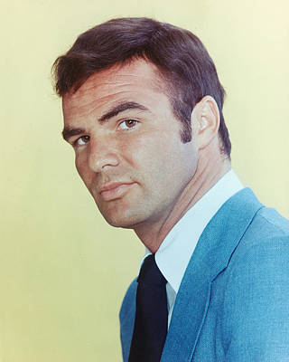 Burt Reynolds In Dan August  Poster