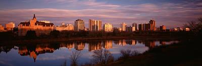Canada, Saskatchewan, Saskatoon Poster by Panoramic Images