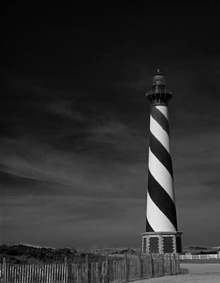 Cape Hatteras Lighthouse Poster by Mountain Dreams