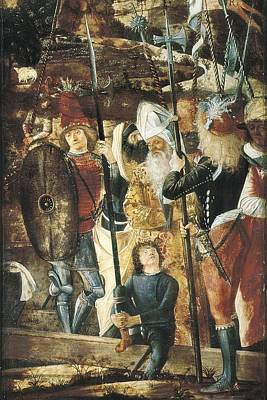 Carpaccio, Vittore 1455-1525 Poster
