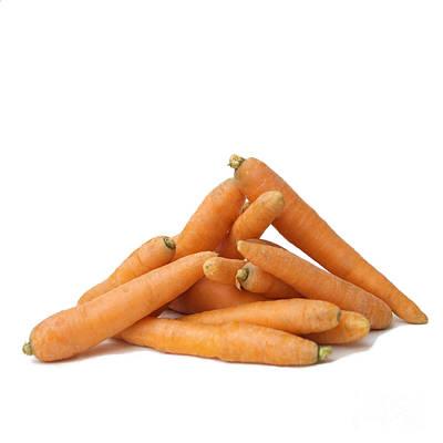 Carrots Poster by Bernard Jaubert