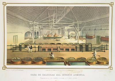 Casa De Calderas Poster by British Library