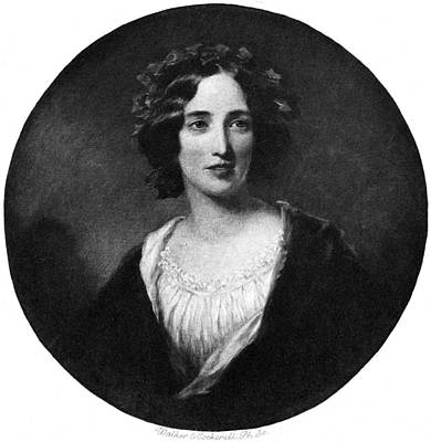 Catherine Gladstone (1812-1900) Poster by Granger