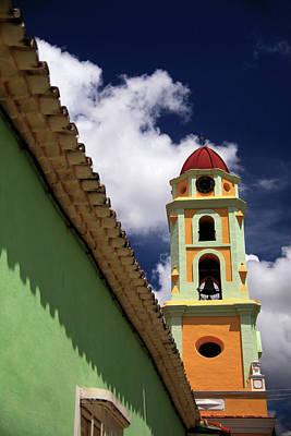 Central America, Cuba, Trinidad Poster