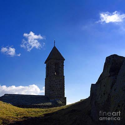 Chapel. Auvergne. France Poster