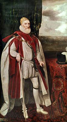 Charles Howard (1536-1624) Poster by Granger