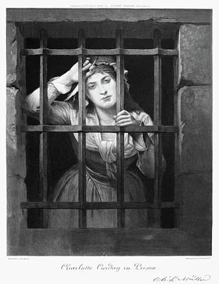 Charlotte Corday (1768-1793) Poster
