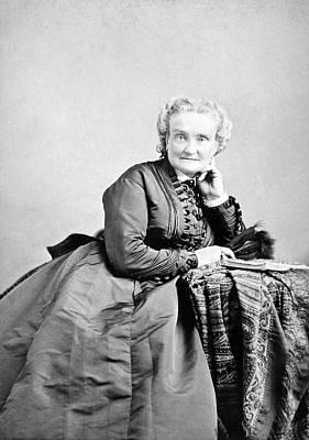 Charlotte Cushman (1816-1876) Poster