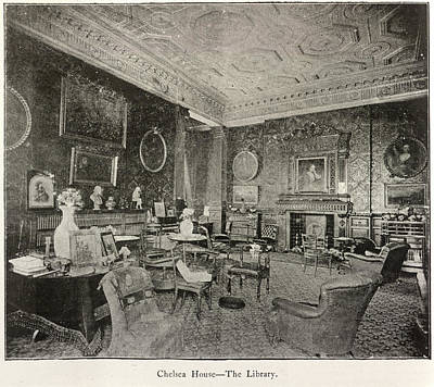 Chelsea House Poster by British Library