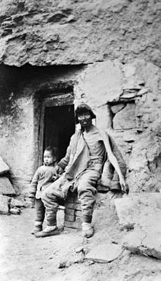 China Peasants, C1910 Poster