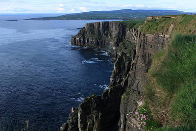 Cliffs Of Moher - Ireland Poster